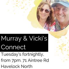 Hosts: Murray & Vicki Crozier