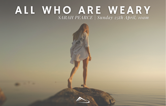 Sarah Pearce - All Who are Weary