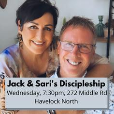 Jack & Sari Lamborn