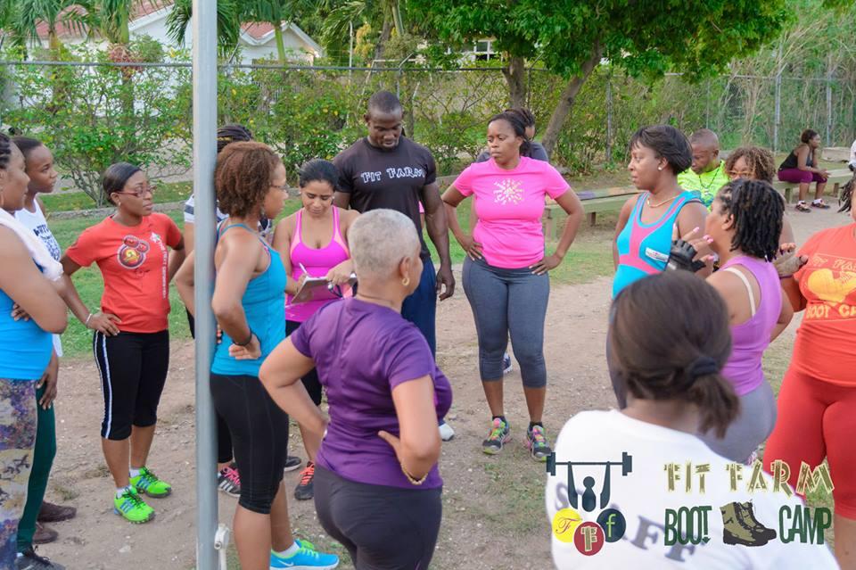 Boot camp photos