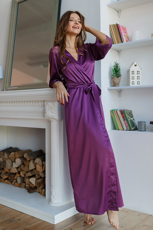 Szlafroki damskie - luksusowe i modne podomki