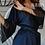 czarne kimono damskie z jedwabiu