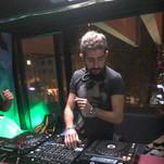 DJ ing @Wana İstanbul