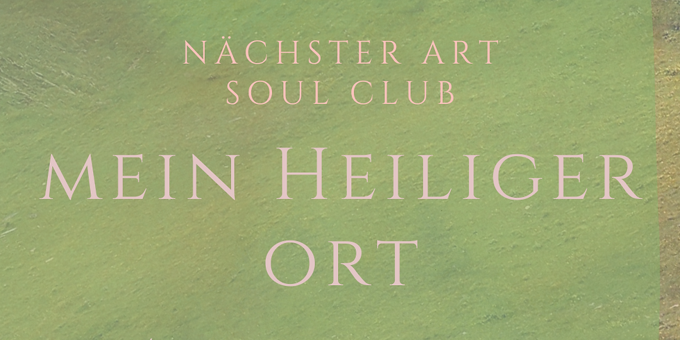 Art Soul Club For All - Mein heiliger Ort