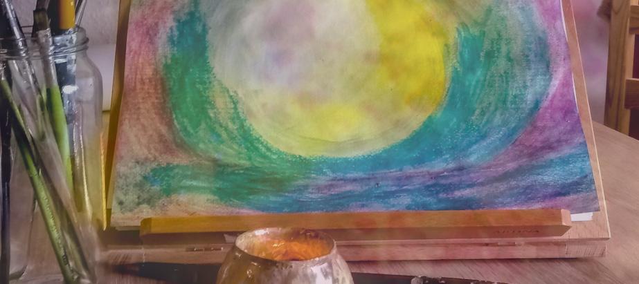 Was passiert eigentlich in der Kunsttherapie?