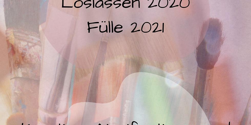 Art Soul Club Loslassen 2020 Fülle 2021