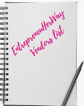 EntrepreneuHerWay Vendors list.png