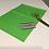 Thumbnail: 10ct Neon green Polymailer 10x13