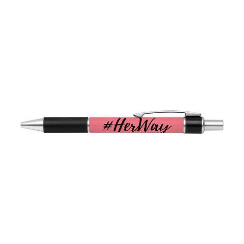#HerWay Pen