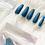 Thumbnail: Aqua Glitter Press'd