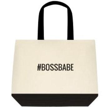 #bossbabe tote