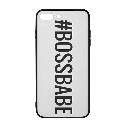 #bossbabe case for iphone 8 plus