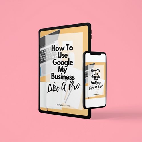 How To Use Google My Business Like a Pro