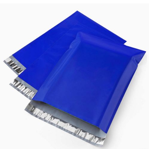 14x19 Large Blue Poly Mailers 10ct