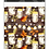 Thumbnail: 10x13- 10ct Fall Leaves and mason jar style Polymailer