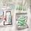 Thumbnail: Mint Glitter Press'd