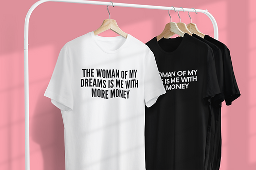 woman of my dreams T