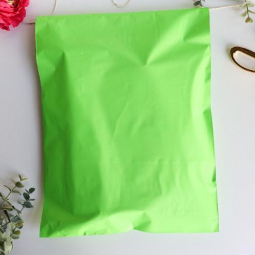 10ct Neon green Polymailer 10x13