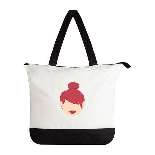 HerWay Girl Tote Bag