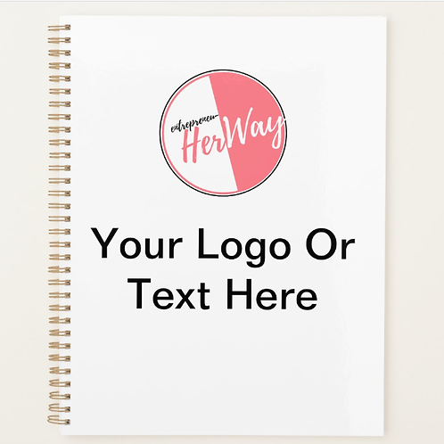 Your Logo Dateless Planner