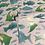 Thumbnail: 10ct Unda Da Sea Poly Mailers 10x13