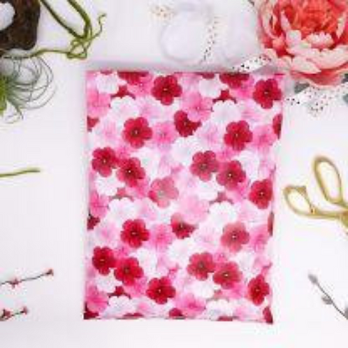 10ct Field of Love Poly Mailers 10x13