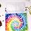 Thumbnail: 10x13 tie dye polymailer