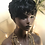 Thumbnail: NEW ARRIVAL! Human hair blendhair short curl wig