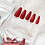 Thumbnail: Red Glitter Press'd