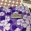 Thumbnail: 10ct Purple Dreams Poly Mailers 10x13
