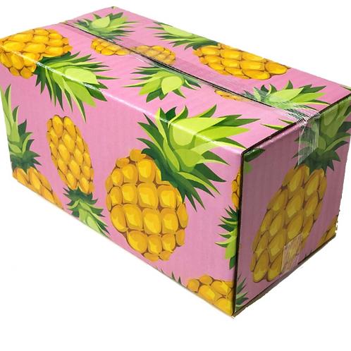 Pineapple 8x4x4 Designer Mailing Box