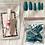 Thumbnail: Turquoise Glitter Press'd