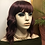 Thumbnail: Wine Red Synthetic Bob with Bangs