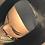 Thumbnail: Synthetic Natural Texture Headband Wig black 1b