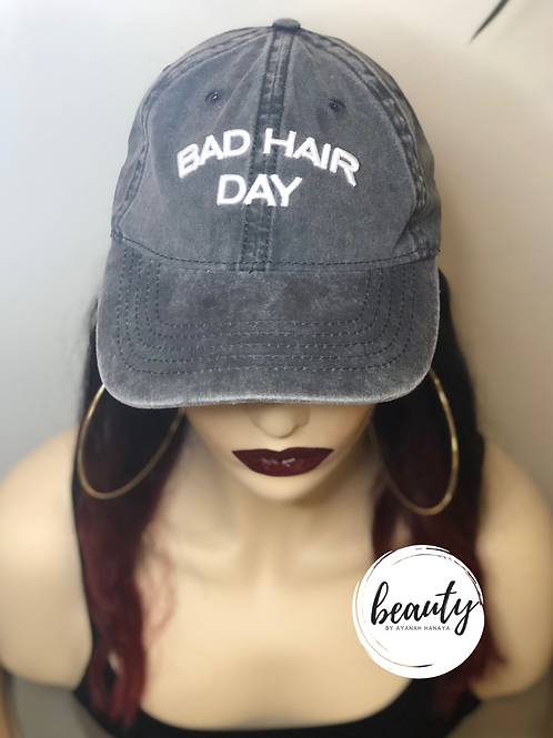 Bad Hair Day Hat Wig SOLD OUT