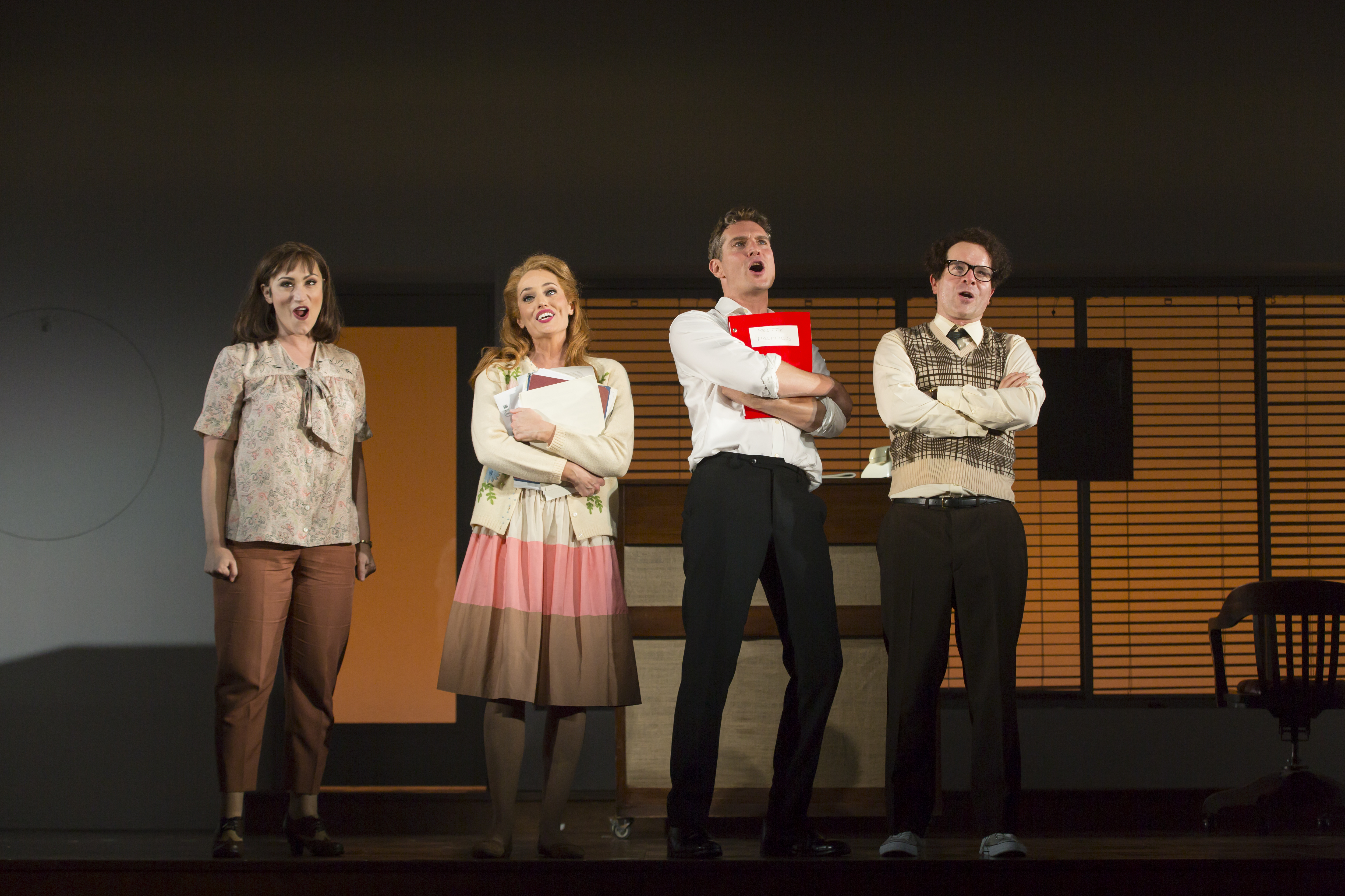 Merrily We Roll Along- Opening Doors