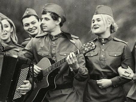 """Фестиваль Солдатской песни """"Кто сказал, что надо бросить песни на войне?"""""""
