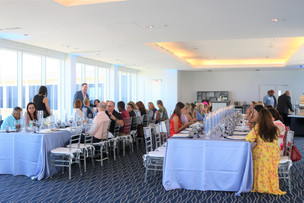 Trends at Tea at the Sonesta Fort Lauderdale Beach Hotel