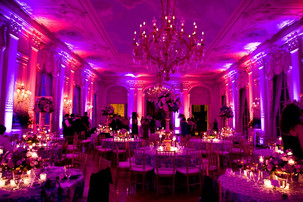 Transform your Wedding Venue from Ordinary to Extraordinary with Wedding Lights & Beyond | Delra