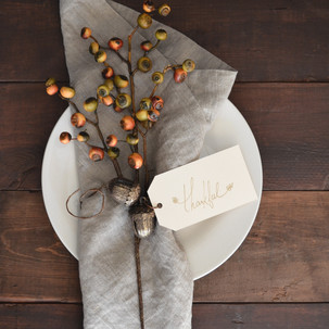Why You Shouldn't Have a Thanksgiving Wedding