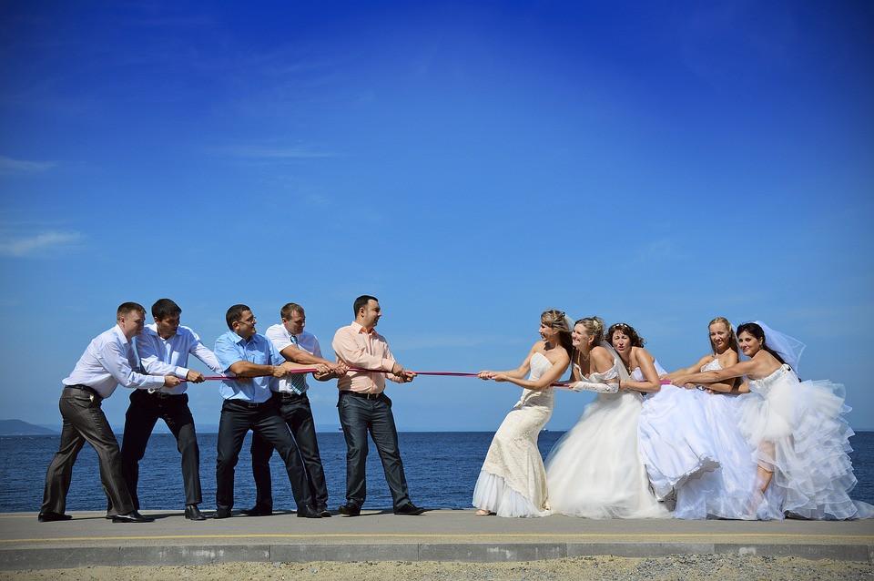 beach wedding delray