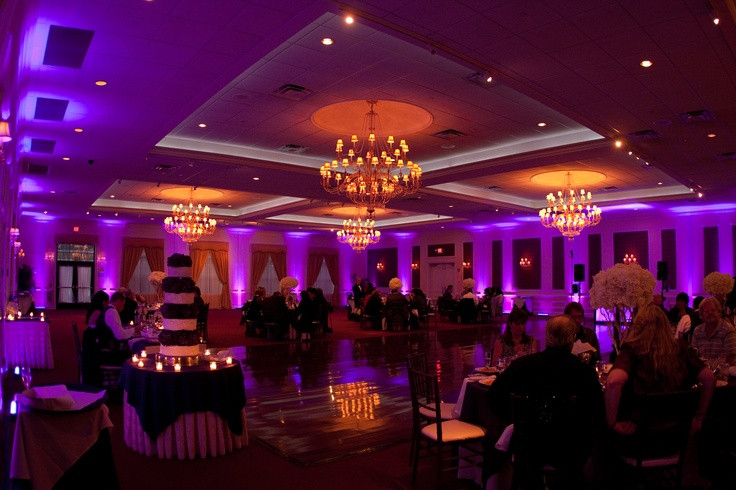 wedding uplights