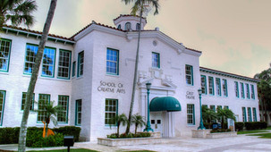 Getting married at Old School Square - Delray Beach, FL