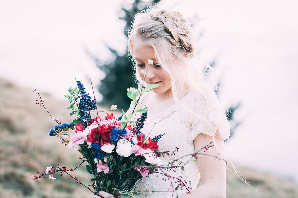 4th of july bride