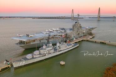 USS YORKTOWN CV-10
