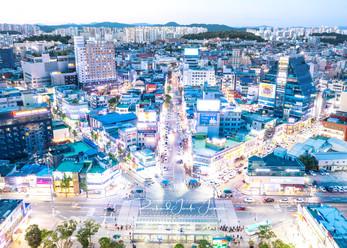 Downtown Pyeongtaek-Si