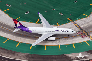 Hawaiian Airlines A330 N390HA
