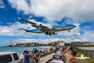 KLM B747-400 PH-BFB