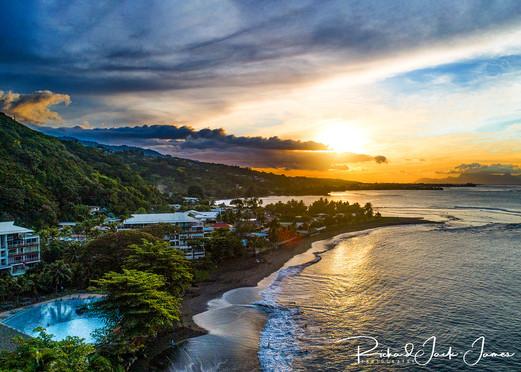 Tahitian Sunset, French Polynesia 🇵🇫
