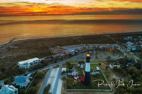 Tybee Island Lighthouse Sunrise